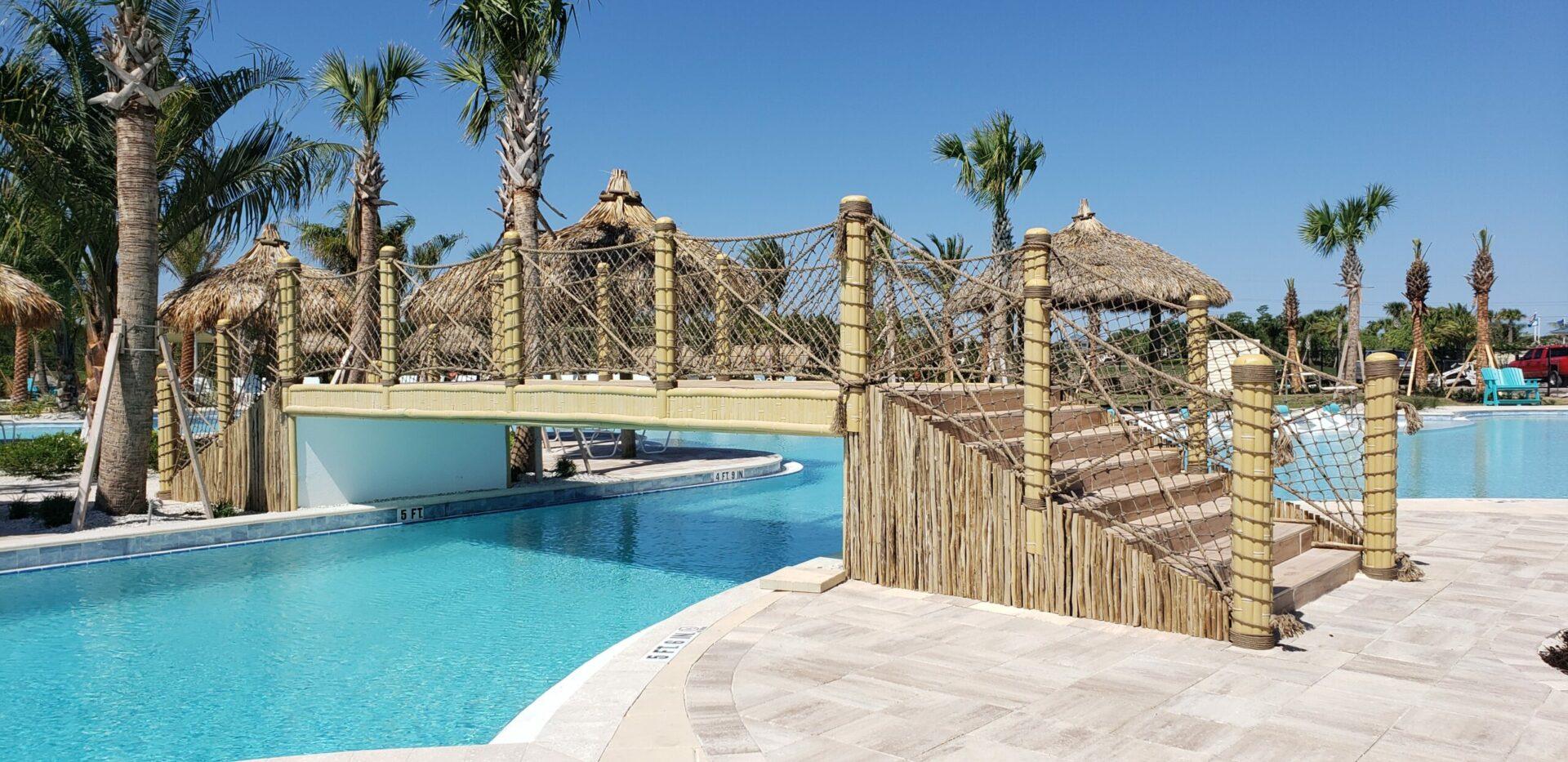 Amenities pool Margaritaville, Daytona FL