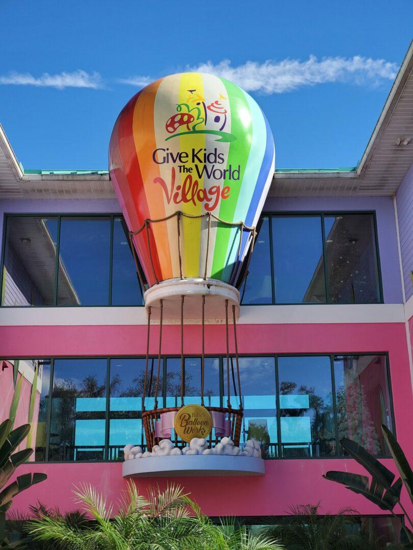 Give Kids The World Village Resort Kissimmee, FL