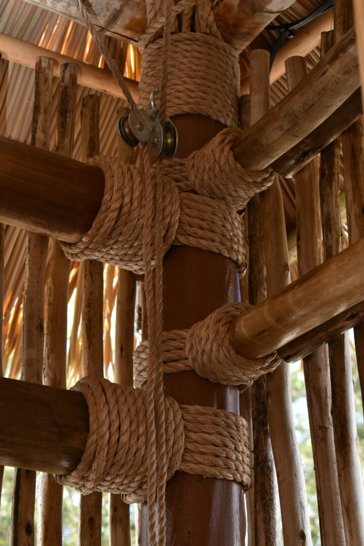 Rope Lashing
