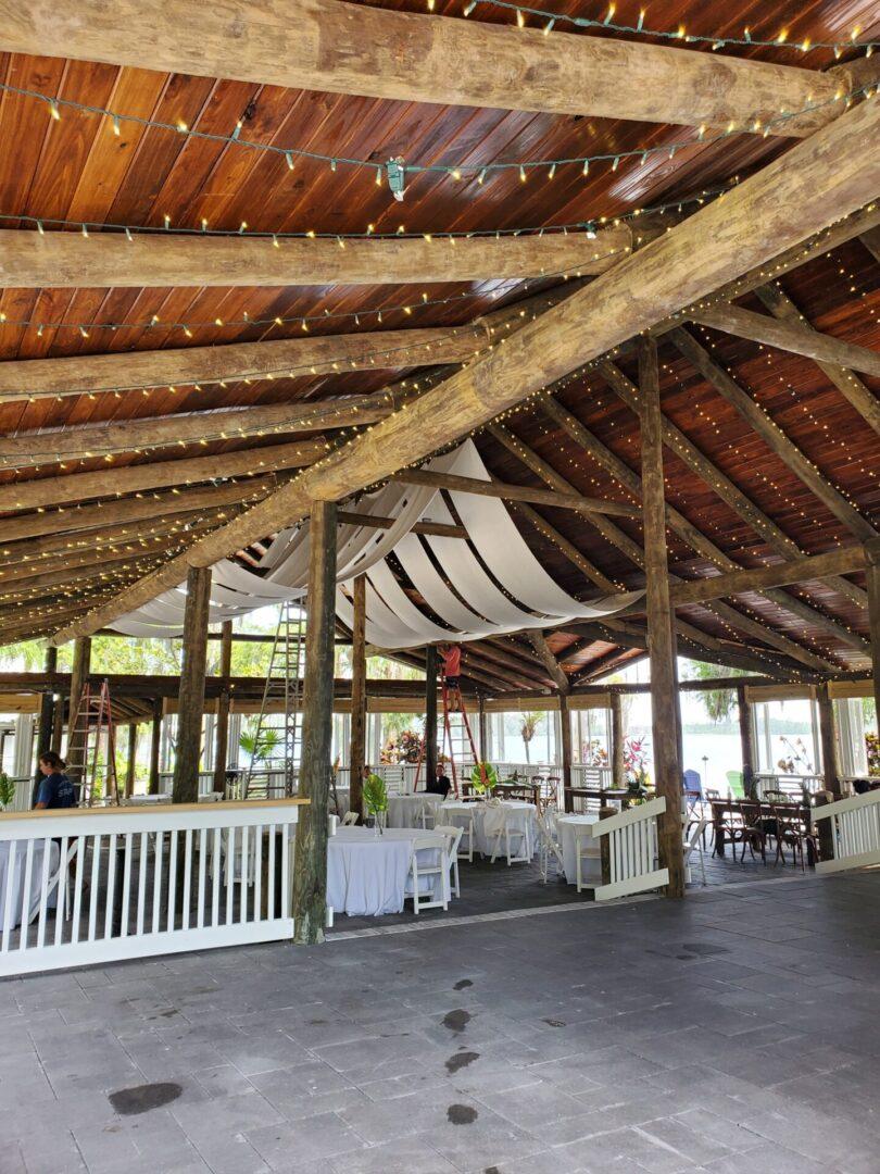 Paradise Cove Wedding Pavilion Kissimmee, FL